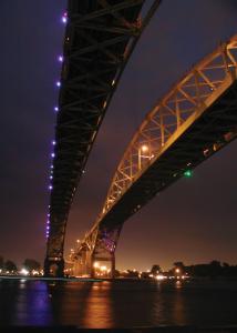 Port Huron and Bridge Rich Kelly
