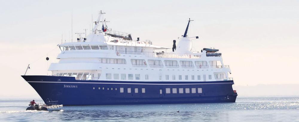 Yorktown Cruise