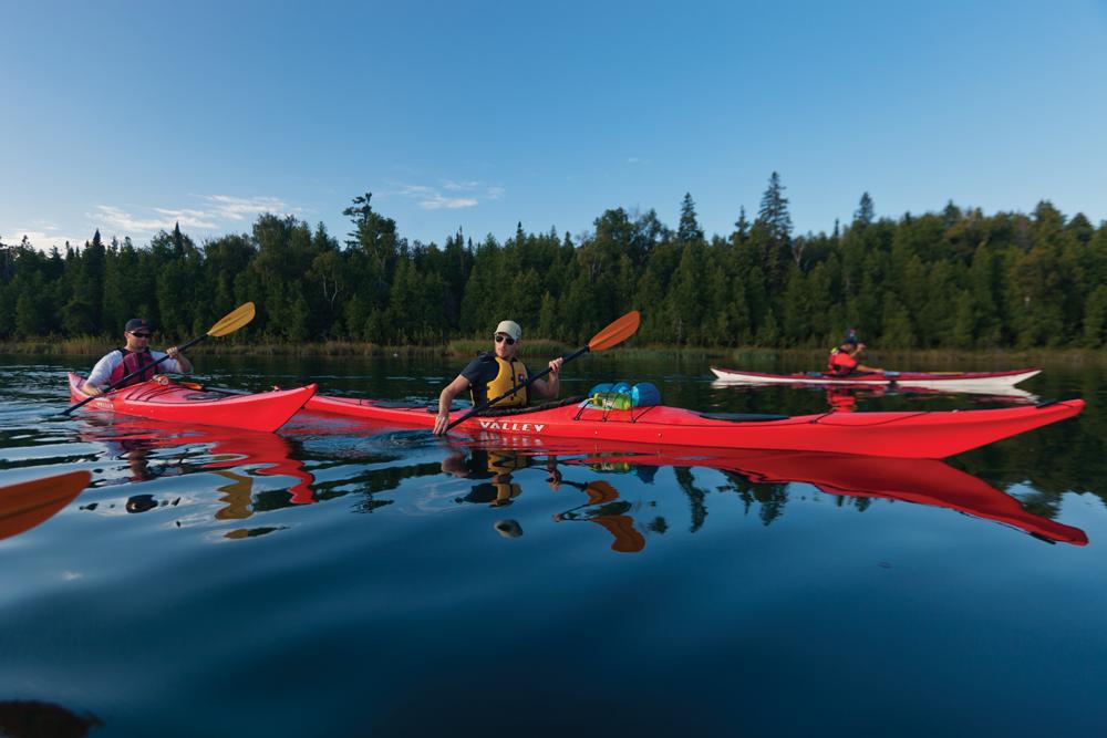 Pure Michigan Kayakers