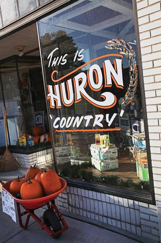 Huron Country Market