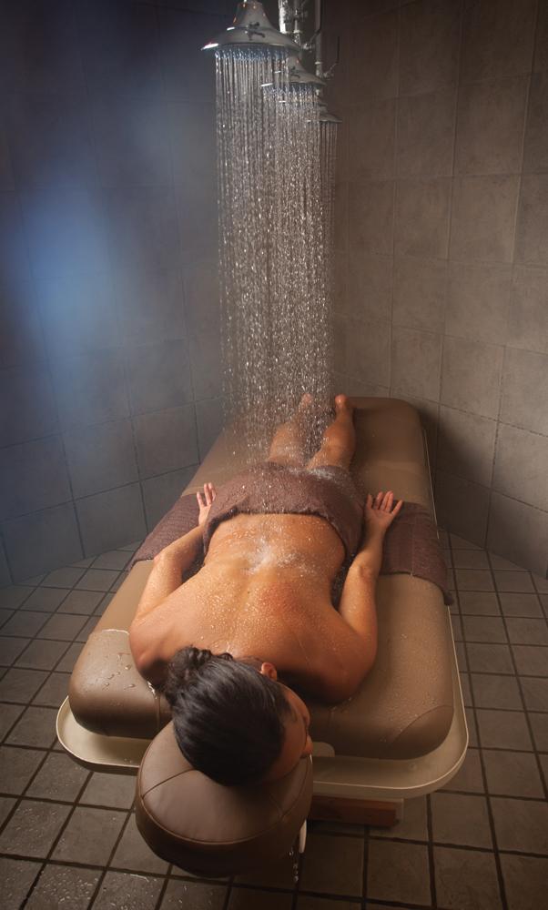 Grand Traverse Resort Shower