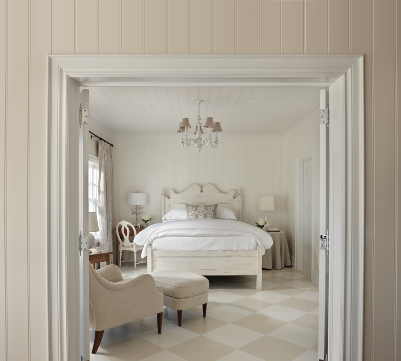 Orlans bedroom