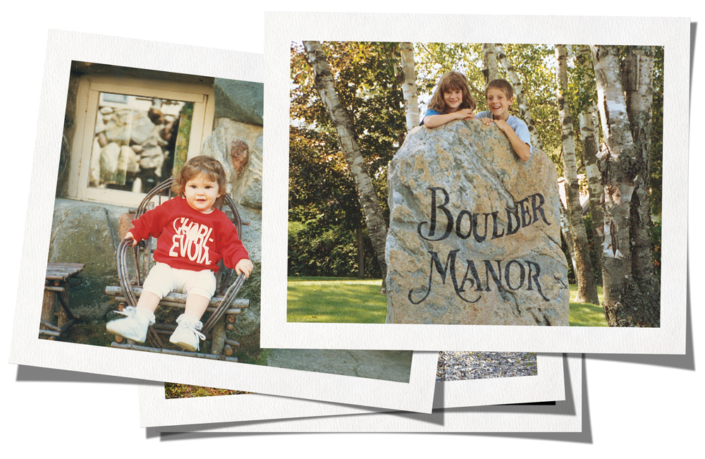Boulder Manor Family Picture