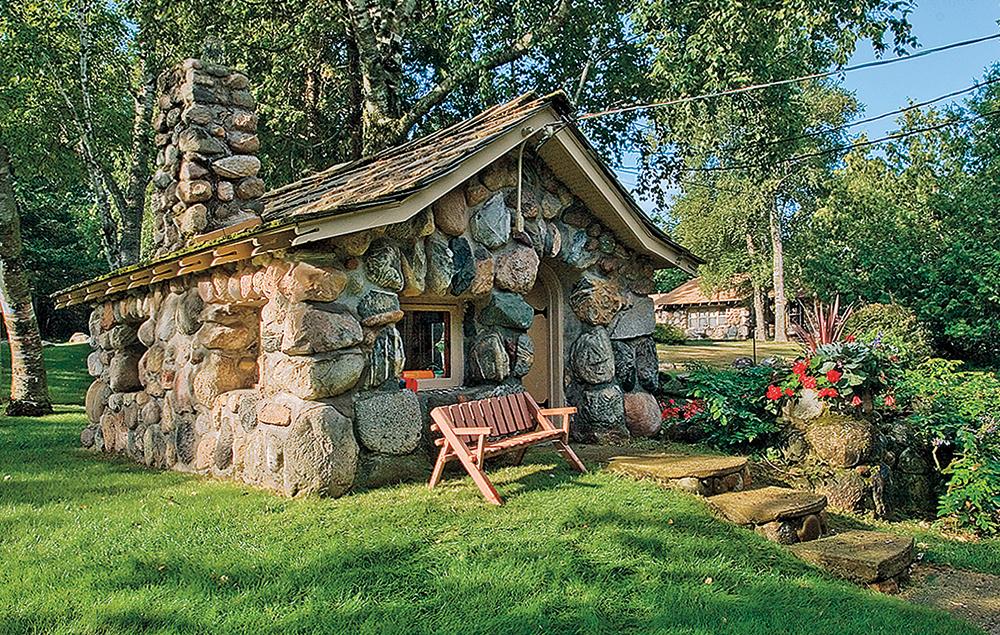 Boulder Manor Mushroom House