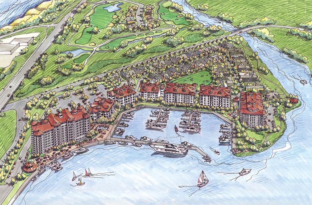 Marina Real Estate