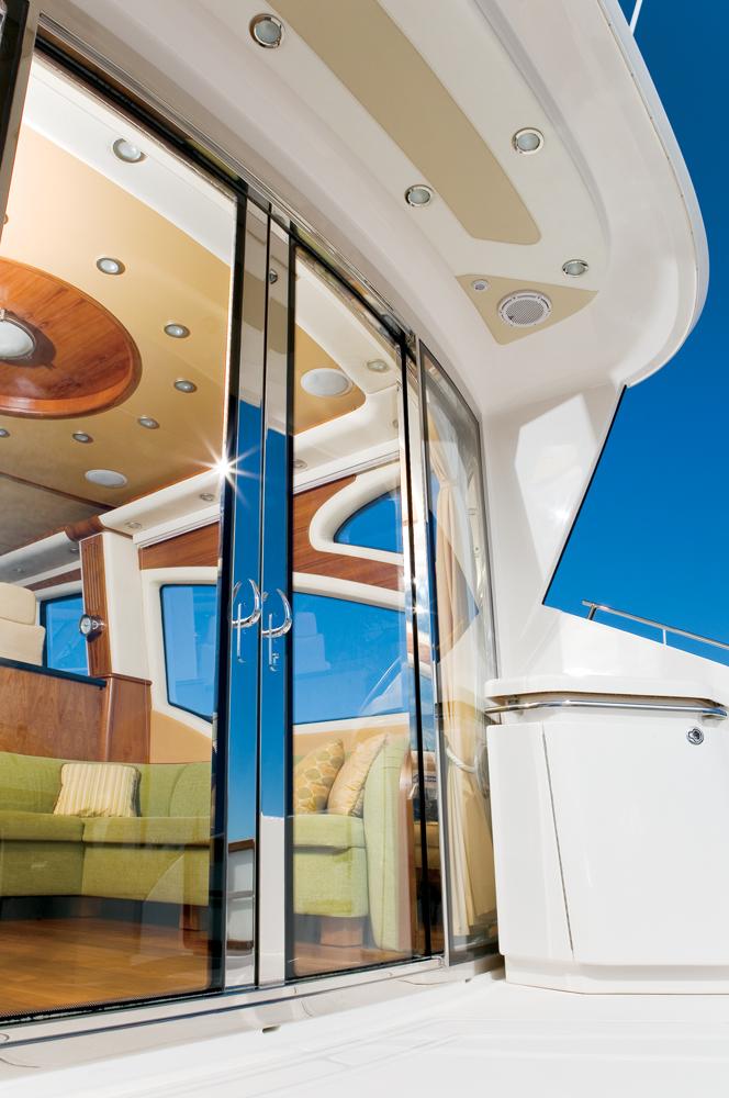 Tiara Yachts doors
