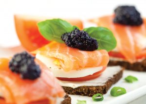 Appetizers courtesy Thinkstock