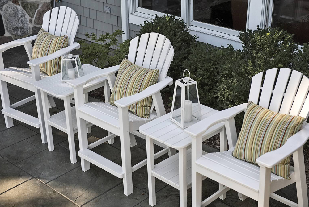 Bell Tower Outdoor Living Company - Seaside Chair