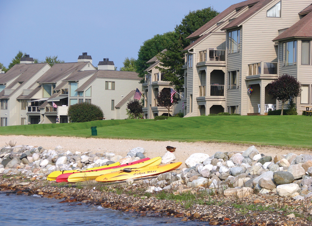 Harborage Condominiums,