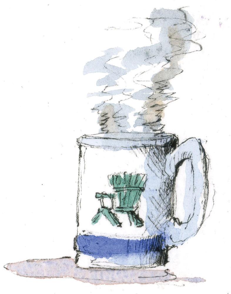 Lake Story Cottages 2014 - Coffee Mug
