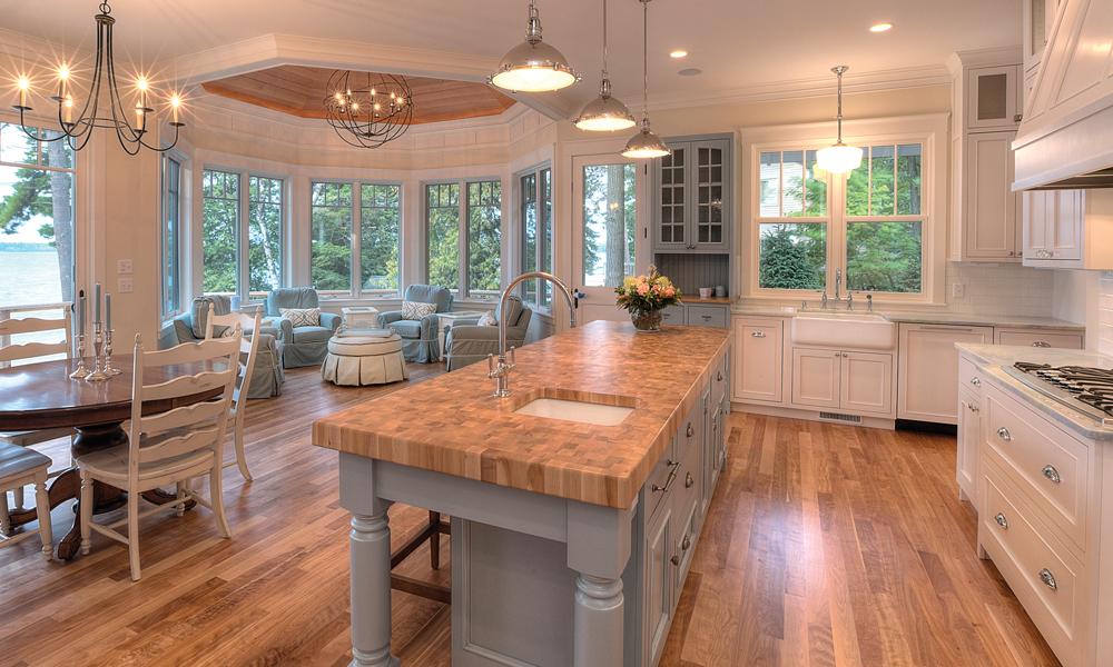 MAC Custom Homes kitchen
