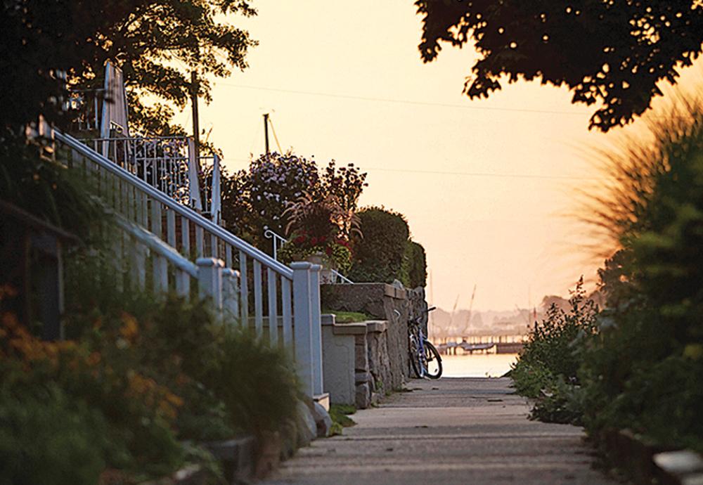 Point West Boardwalk