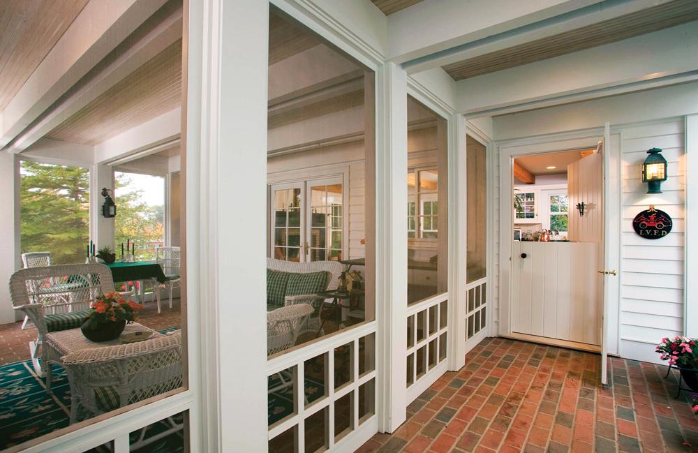 multi purpose porch