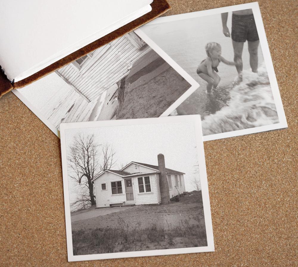 Voet Family Cottage, Lake Michigan