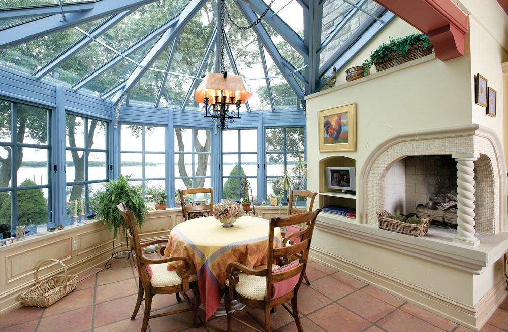 Conservatory Space