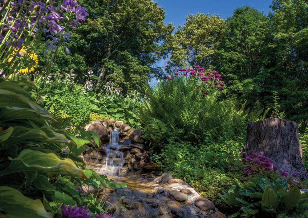 Glassner Garden