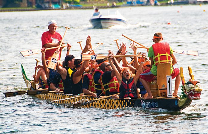 Dragon Boat Racers