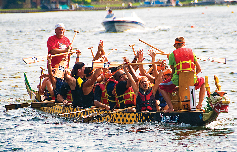 Dragon Boat Racers