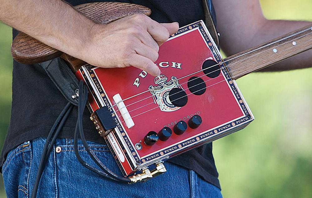 Moreland & Arbuckle, Marquette Blues Festival