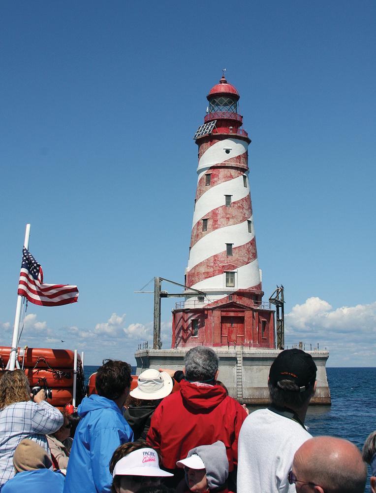 White Shore Lighthouse