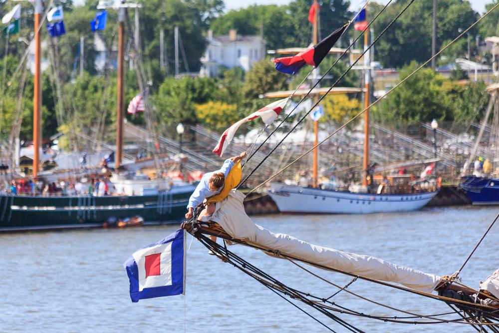 Bay City Historical Harbor