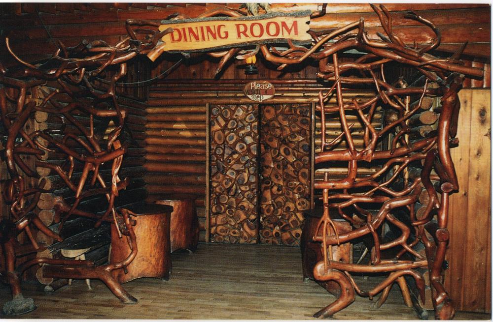 Legs Inn Dining Room