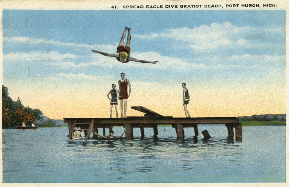 Port Huron Vintage Divers