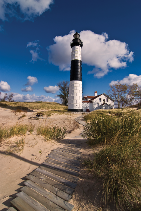 Lighthouse by Todd and Brad Reed