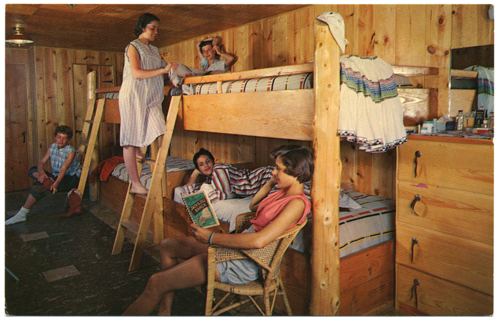 Jack and Jill Ranch Guest Rooms