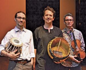 Mark Stone Trio