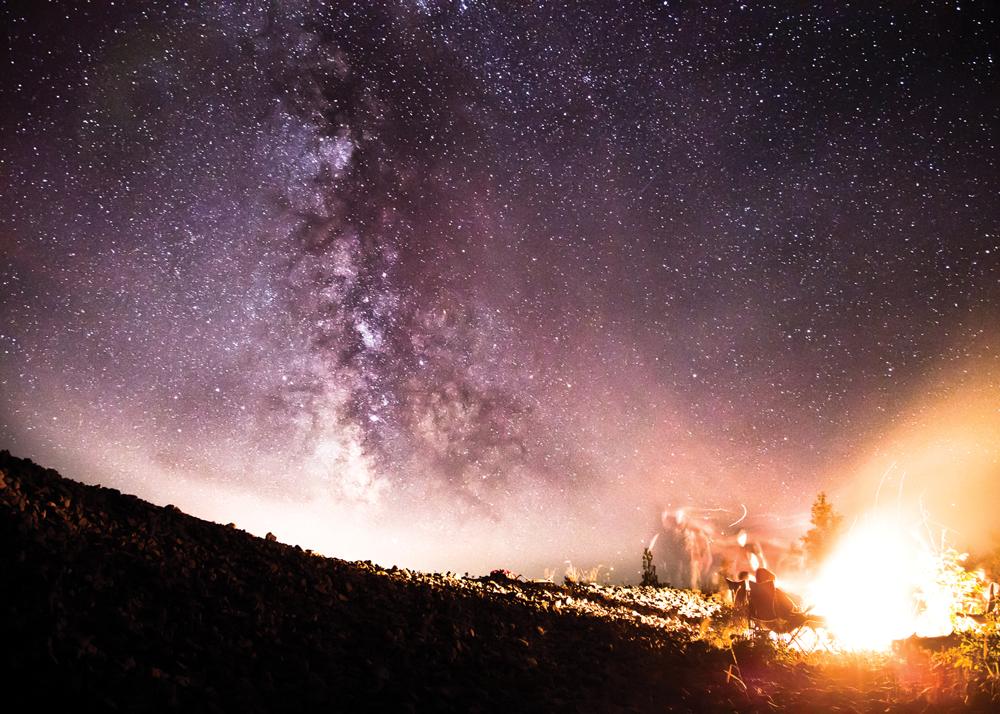 Stars in the Alpena Sky