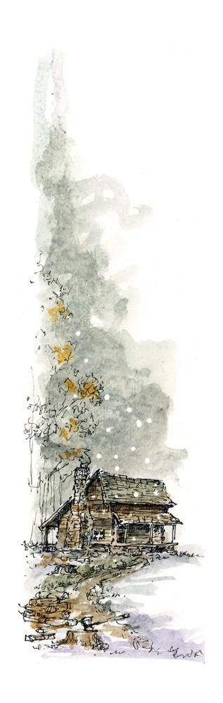 Gary W. Odmark Illustration