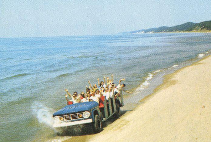 Beach Dune Rides