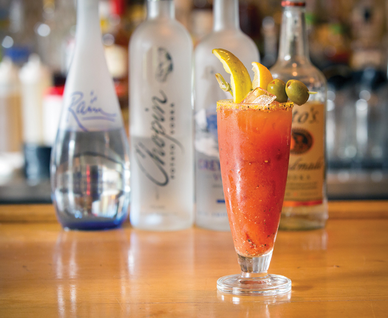Palette Bistro - Bloody Mary