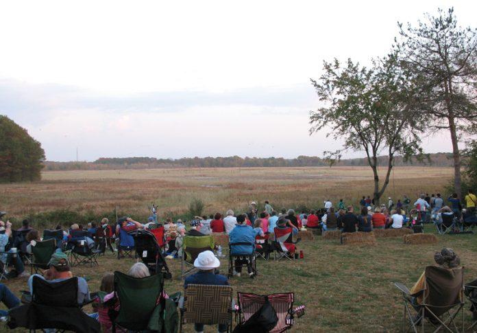 Cranefest Viewing