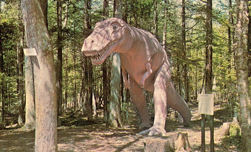 Tryannosaurus