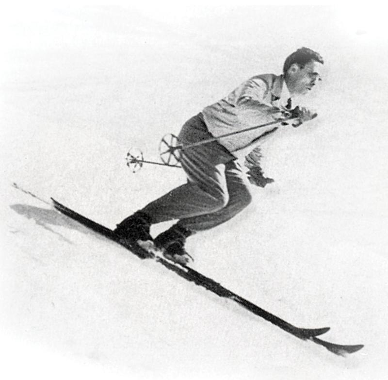 Fine Slope Skier