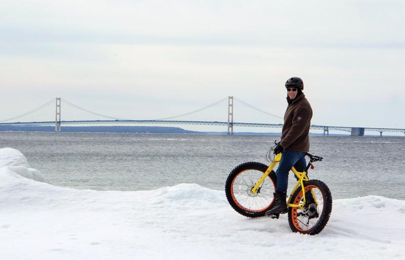 Bike rides on Mackinac Island