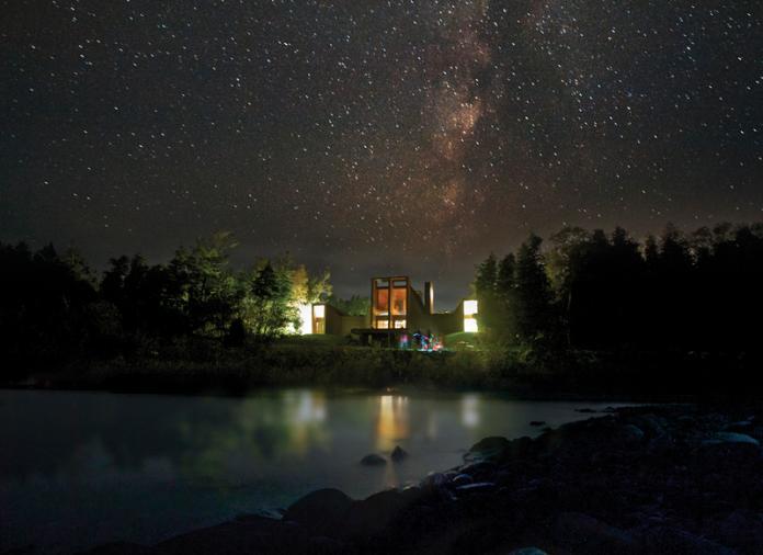 Headlands Milky Way