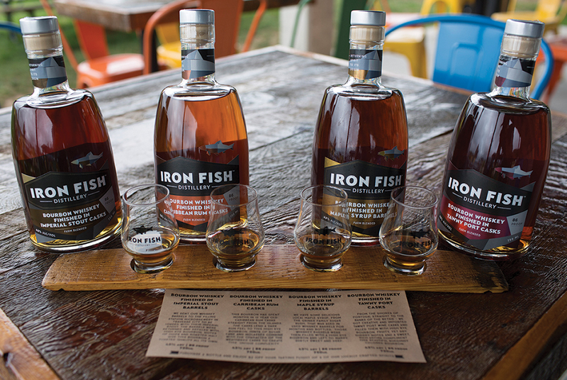 Iron Fish Distillery - Liquor