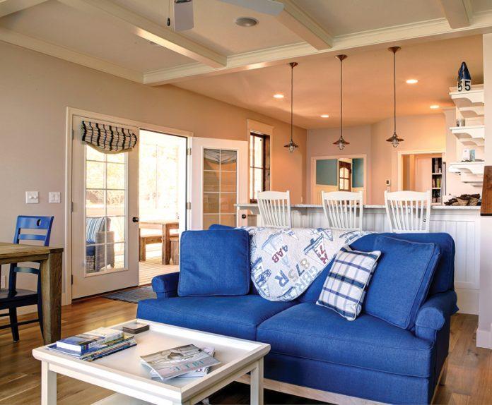 Tiny Cottage - Interior