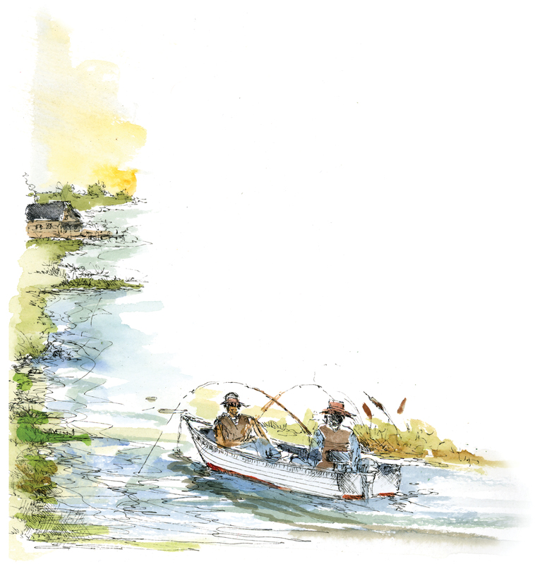 A Life Spent Fishing