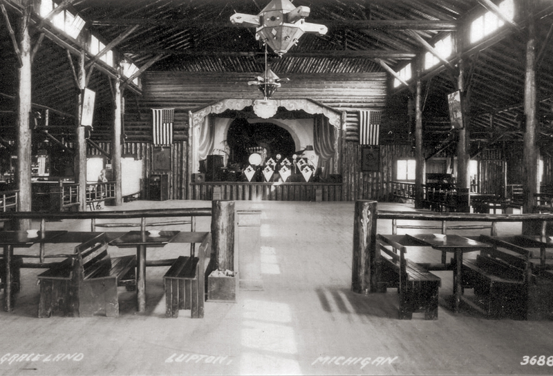 Graceland - Lupton, Michigan - Interior