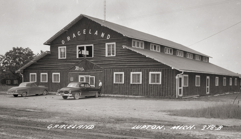 Graceland - Lupton, Michigan
