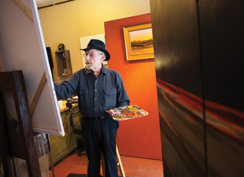 Artist, David Grath