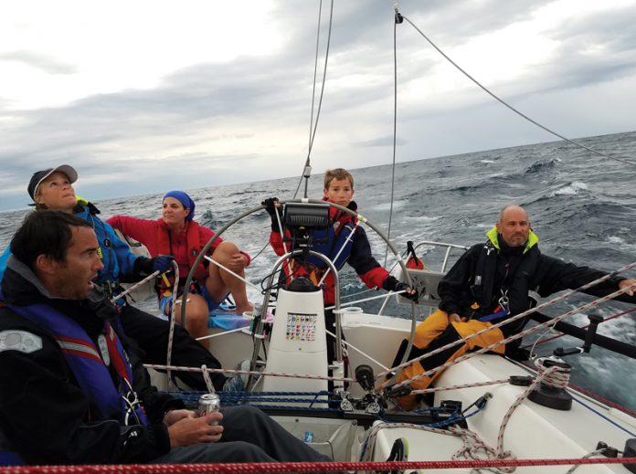 Family Sailing