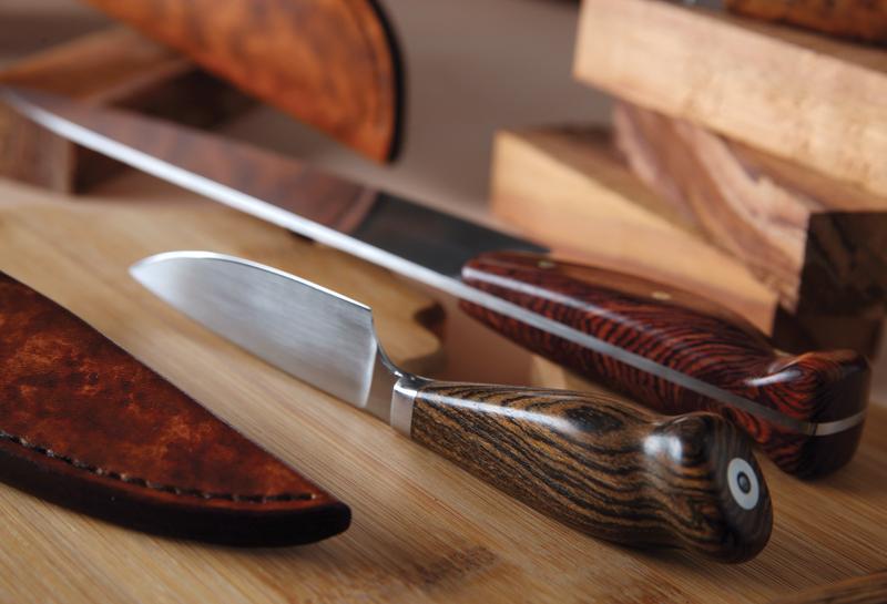 Bob Braendle - Knives