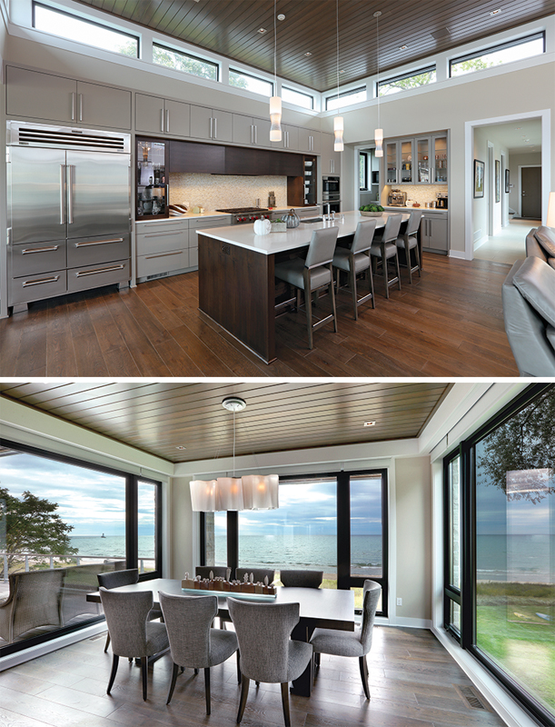 Endless Views - Kitchen and Dining Room