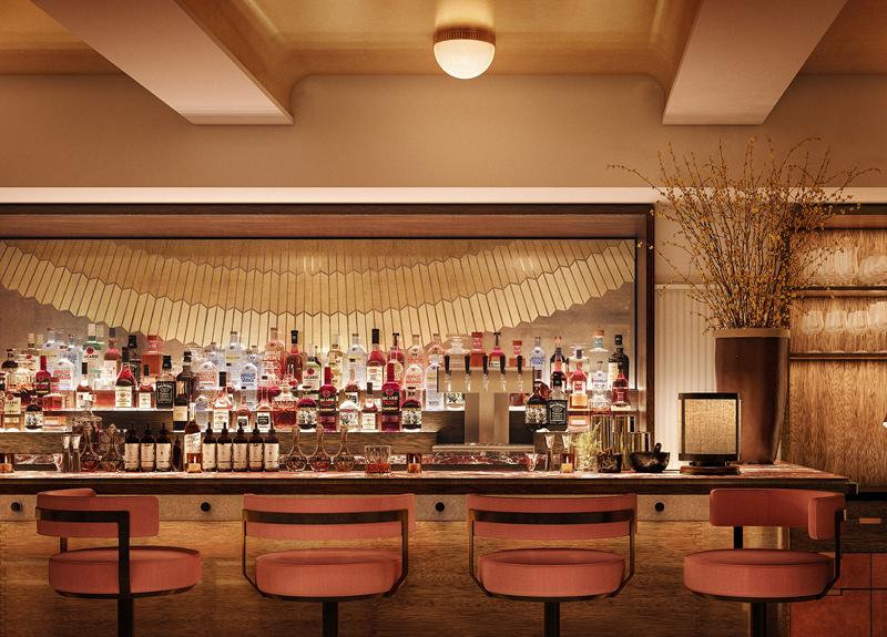 Shinola Evening Bar