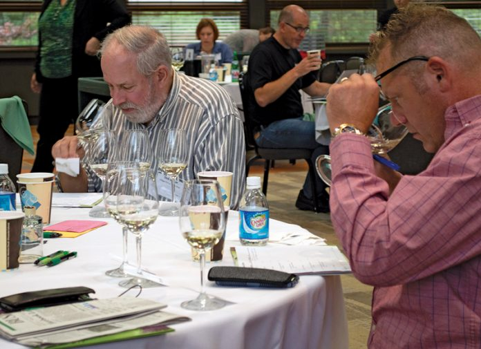 Michigan Wine Competition